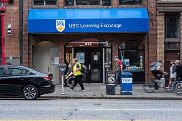 UBC Learning Exchange
